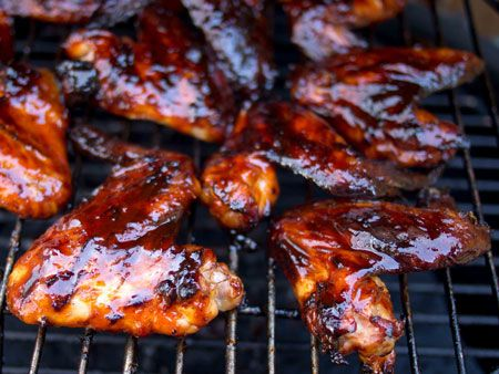 Курица барбекю от телеанала кухня